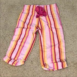 EUC PINK Victoria Secret Pajama Pant